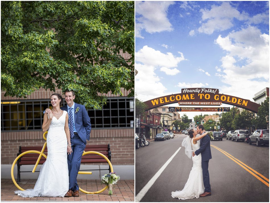 Golden Hotel Wedding | Drake Busch Photography