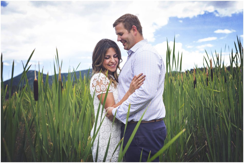 Mahsa and Blake's Engagement | Evergreen Engagement Shoot_0010