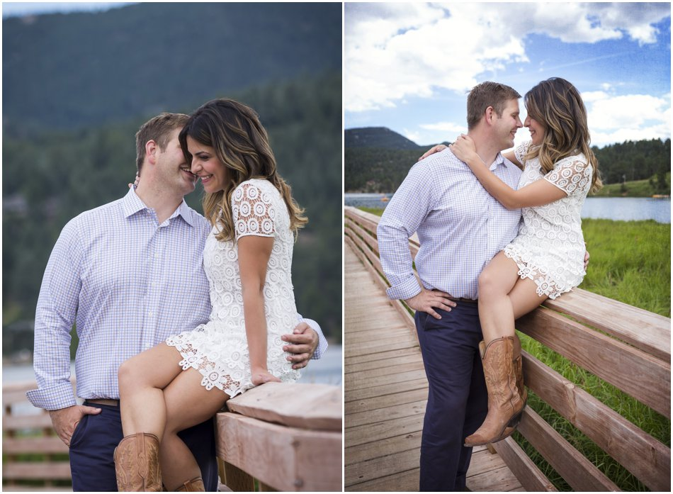 Mahsa and Blake's Engagement | Evergreen Engagement Shoot_0012