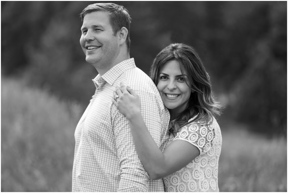 Mahsa and Blake's Engagement | Evergreen Engagement Shoot_0015