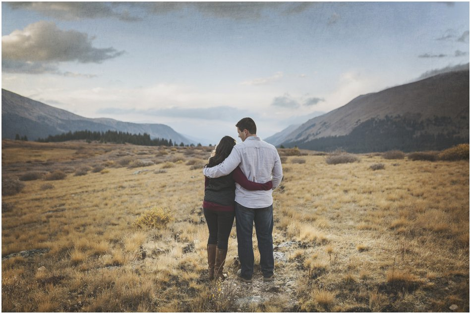 Guanella Pass Engagement Shoot, Fall Aspens Engagement Shoot, Fall Colorado Engagement Shoot