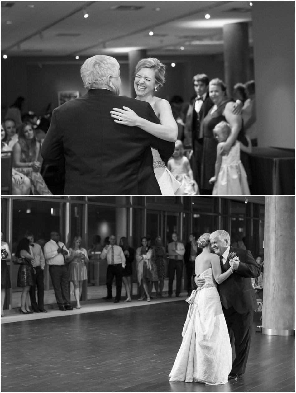 Colorado History Museum Wedding | Amy and Ben's Downtown Denver Weddin