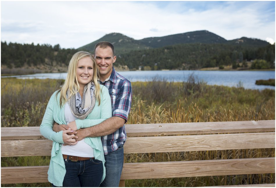 Denver Engagement Photographer | Amy and Dusty's Evergreen Engagement Shoot_0001