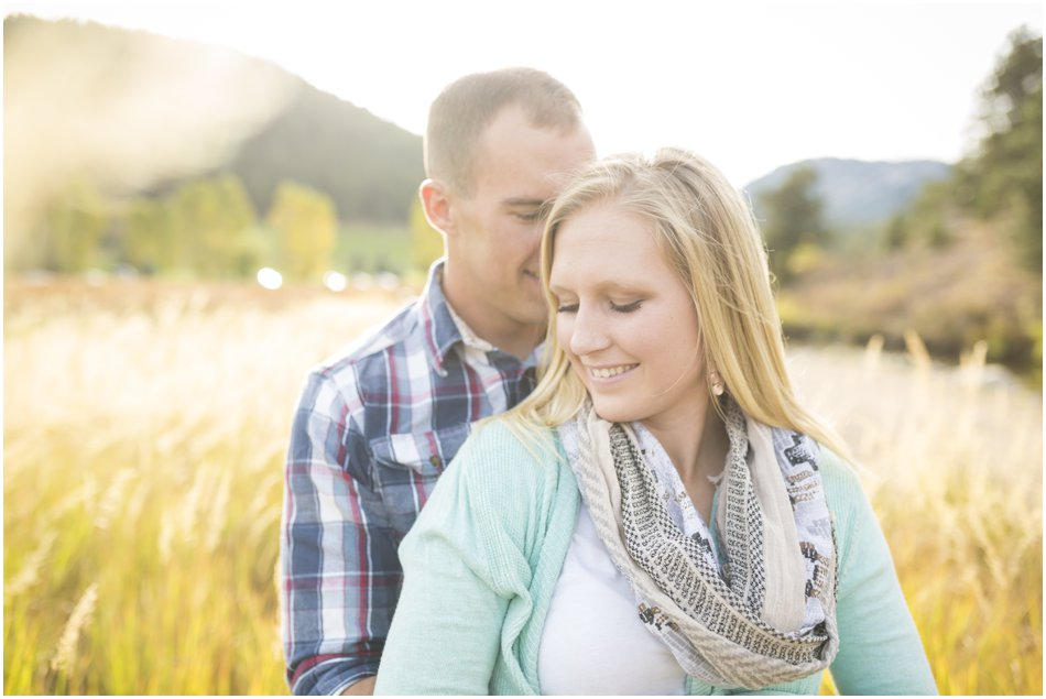 Denver Engagement Photographer | Amy and Dusty's Evergreen Engagement Shoot_0004