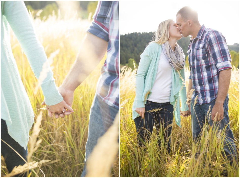 Denver Engagement Photographer | Amy and Dusty's Evergreen Engagement Shoot_0005