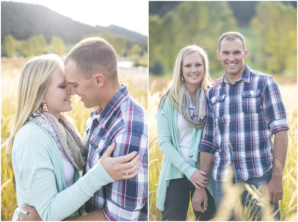Denver Engagement Photographer | Amy and Dusty's Evergreen Engagement Shoot_0006