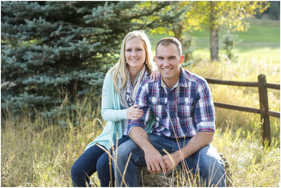Denver Engagement Photographer | Amy and Dusty's Evergreen Engagement Shoot_0007