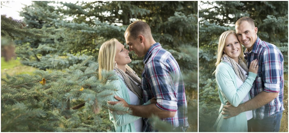 Denver Engagement Photographer | Amy and Dusty's Evergreen Engagement Shoot_0008