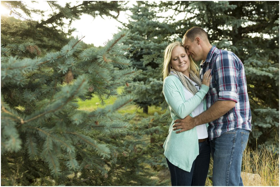 Denver Engagement Photographer | Amy and Dusty's Evergreen Engagement Shoot_0009