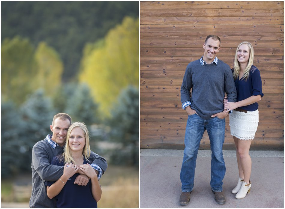 Denver Engagement Photographer | Amy and Dusty's Evergreen Engagement Shoot_0011
