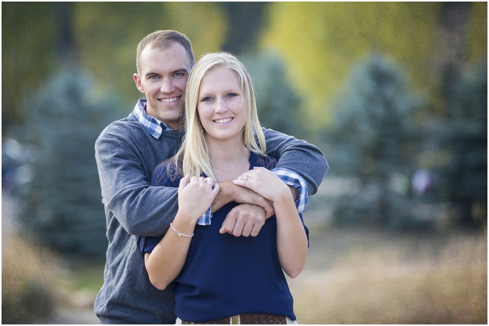 Denver Engagement Photographer | Amy and Dusty's Evergreen Engagement Shoot_0012