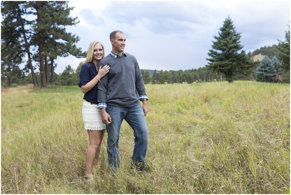 Denver Engagement Photographer | Amy and Dusty's Evergreen Engagement Shoot_0016