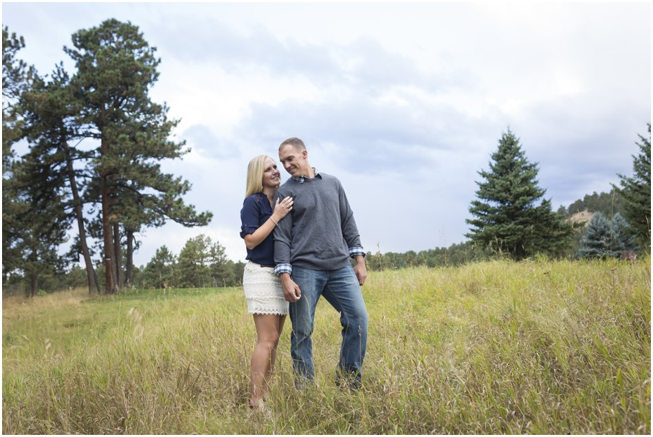Denver Engagement Photographer | Amy and Dusty's Evergreen Engagement Shoot_0018