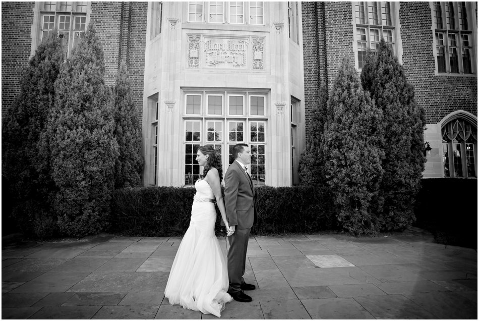 Cable Center Wedding | Mary and Kevin's Denver University Cable Center Wedding_0011