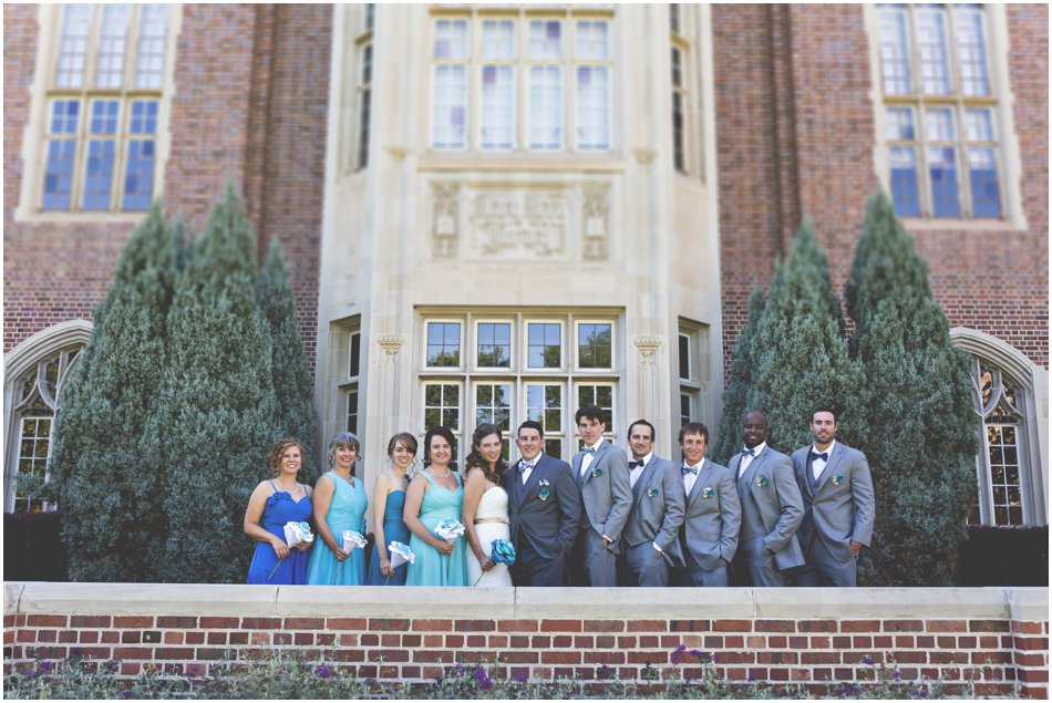 Cable Center Wedding | Mary and Kevin's Denver University Cable Center Wedding_0030