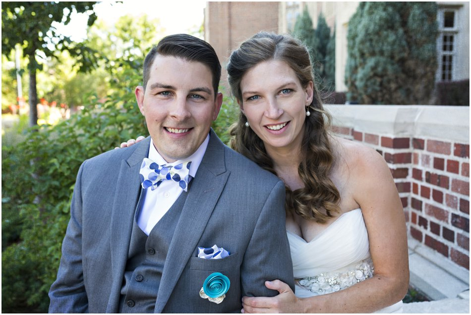 Cable Center Wedding | Mary and Kevin's Denver University Cable Center Wedding_0037