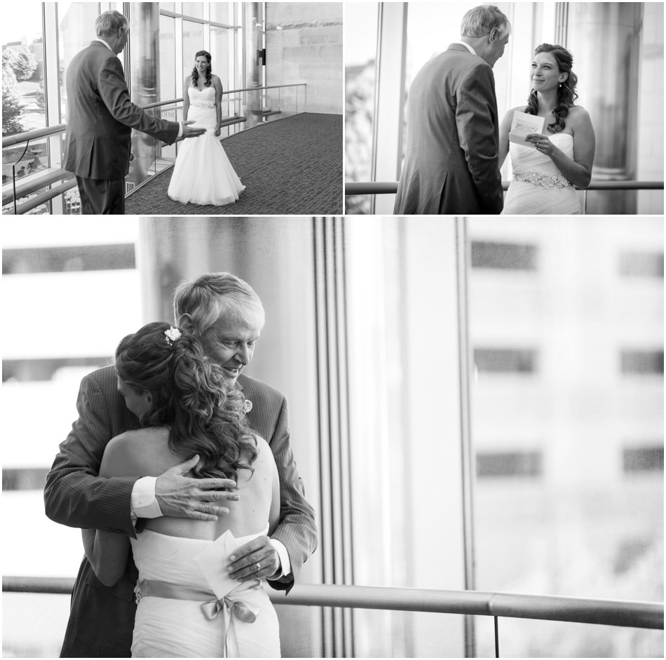 Cable Center Wedding | Mary and Kevin's Denver University Cable Center Wedding_0044