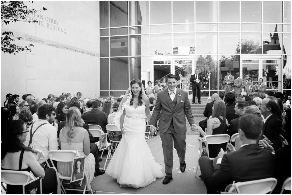 Cable Center Wedding | Mary and Kevin's Denver University Cable Center Wedding_0070