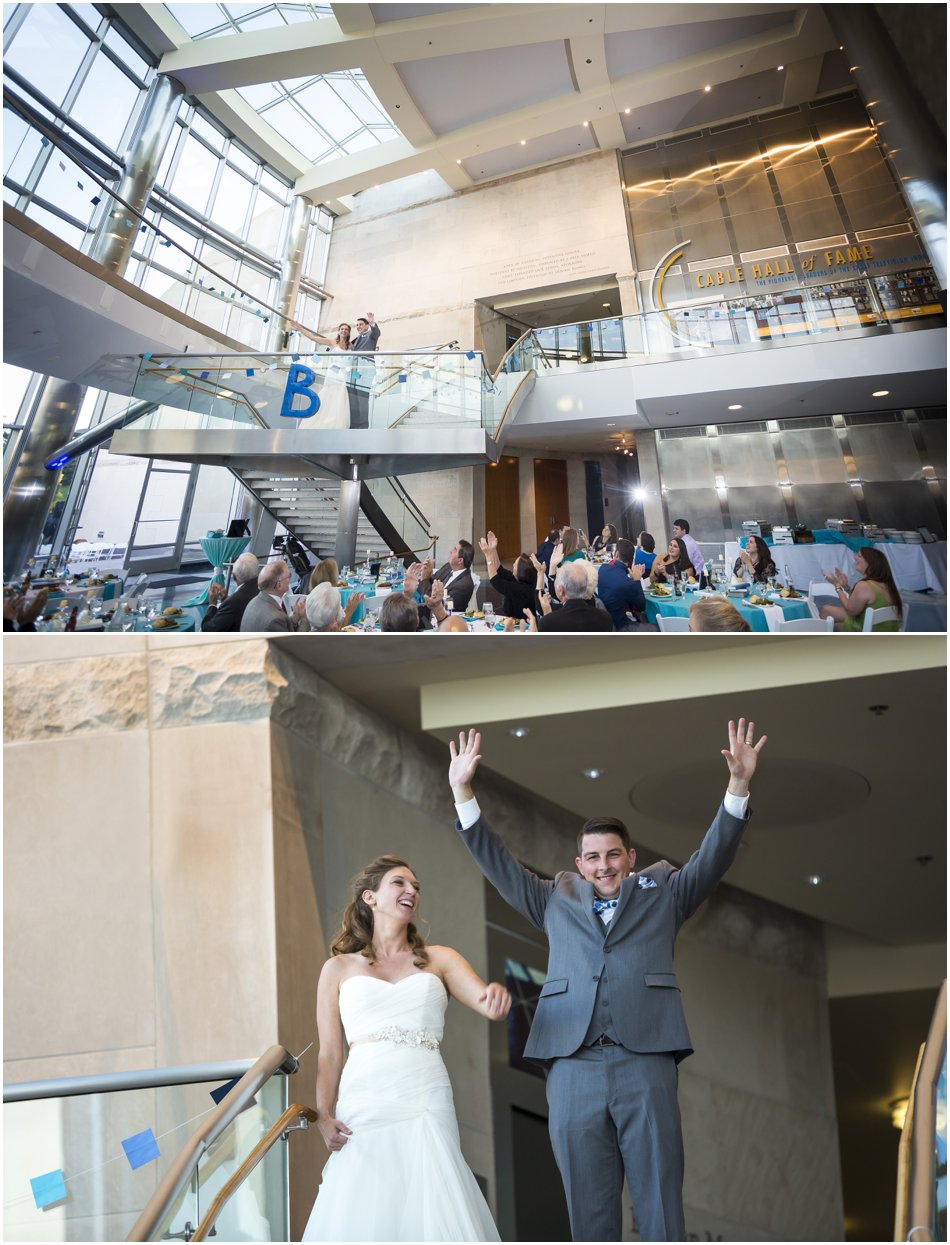 Cable Center Wedding | Mary and Kevin's Denver University Cable Center Wedding_0078