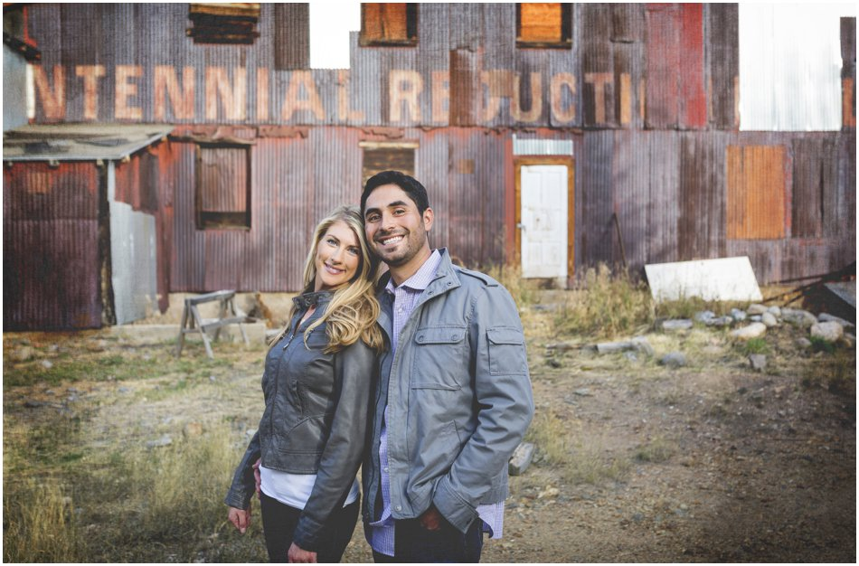 Georgetown Colorado Engagement Shoot