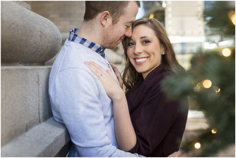 Denver Center for the Preforming Arts Engagement Shoot | Meghan and Tim'e Downtown Denver Engagement Shoot_0004