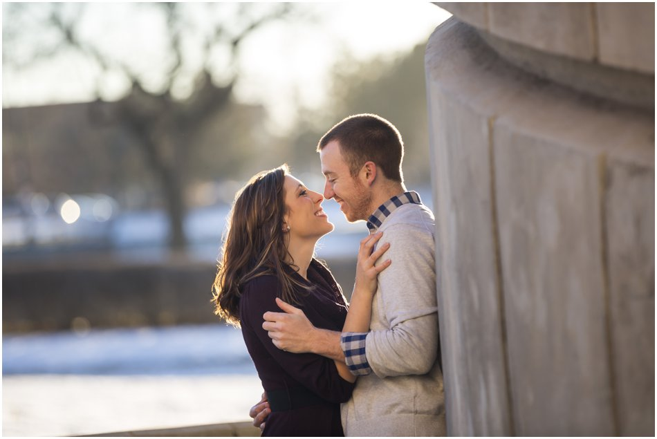 Denver Center for the Preforming Arts Engagement Shoot | Meghan and Tim'e Downtown Denver Engagement Shoot_0007