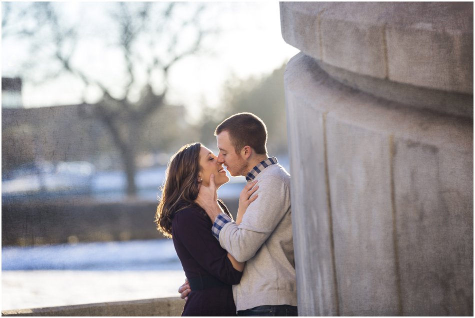 Denver Center for the Preforming Arts Engagement Shoot | Meghan and Tim'e Downtown Denver Engagement Shoot_0008