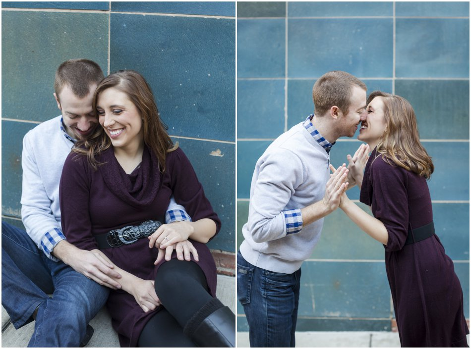 Denver Center for the Preforming Arts Engagement Shoot | Meghan and Tim'e Downtown Denver Engagement Shoot_0012