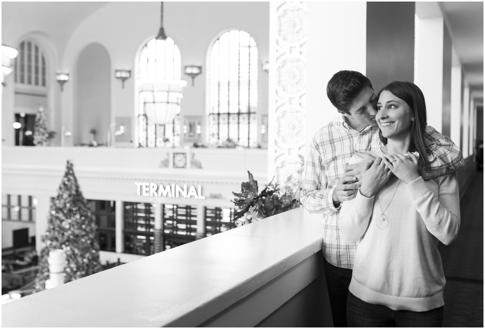 Union Station Engagement Shoot | Kolleen and Dan's Union Station Denver Engagement Shoot_0006