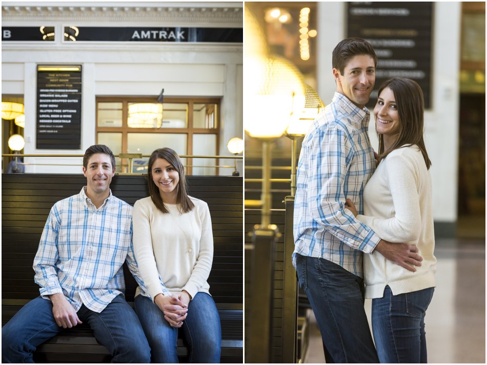 Union Station Engagement Shoot | Kolleen and Dan's Union Station Denver Engagement Shoot_0007