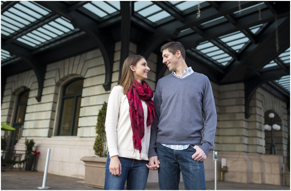 Union Station Engagement Shoot | Kolleen and Dan's Union Station Denver Engagement Shoot_0015