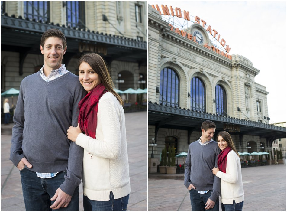 Union Station Engagement Shoot | Kolleen and Dan's Union Station Denver Engagement Shoot_0016