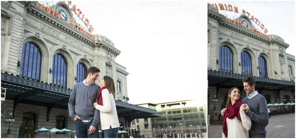 Union Station Engagement Shoot | Kolleen and Dan's Union Station Denver Engagement Shoot_0017