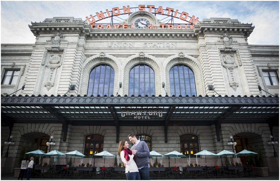 Union Station Engagement Shoot | Kolleen and Dan's Union Station Denver Engagement Shoot_0018