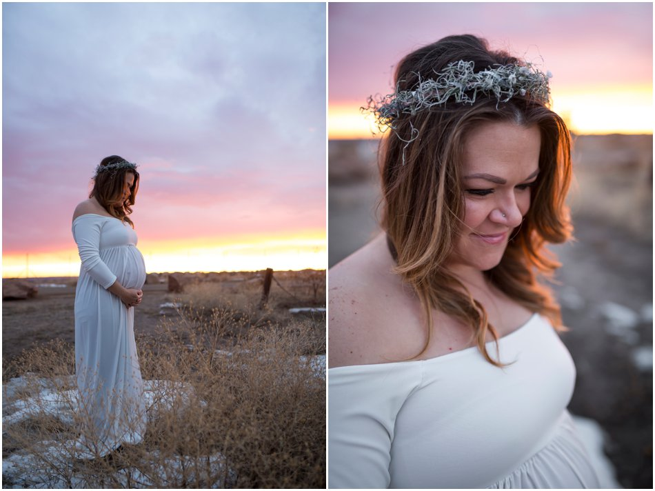 Daniels Park Sunrise Maternity Shoot | Connie and Juan's Maternity Shoot_0002