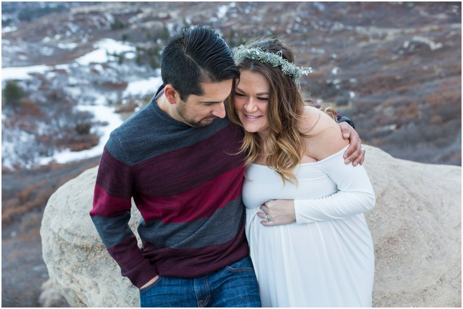 Daniels Park Sunrise Maternity Shoot | Connie and Juan's Maternity Shoot_0005