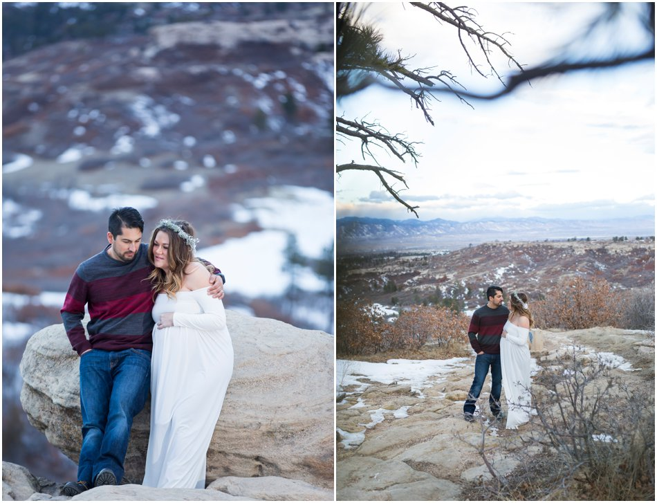 Daniels Park Sunrise Maternity Shoot | Connie and Juan's Maternity Shoot_0007