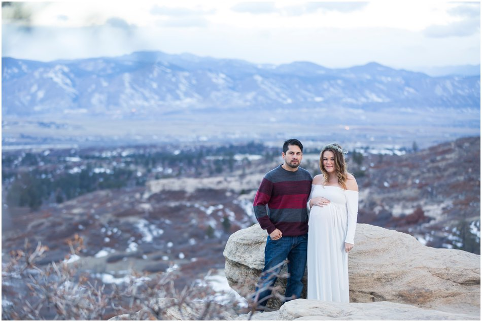 Daniels Park Sunrise Maternity Shoot | Connie and Juan's Maternity Shoot_0008