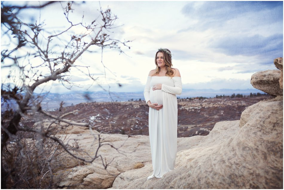 Daniels Park Sunrise Maternity Shoot | Connie and Juan's Maternity Shoot_0014