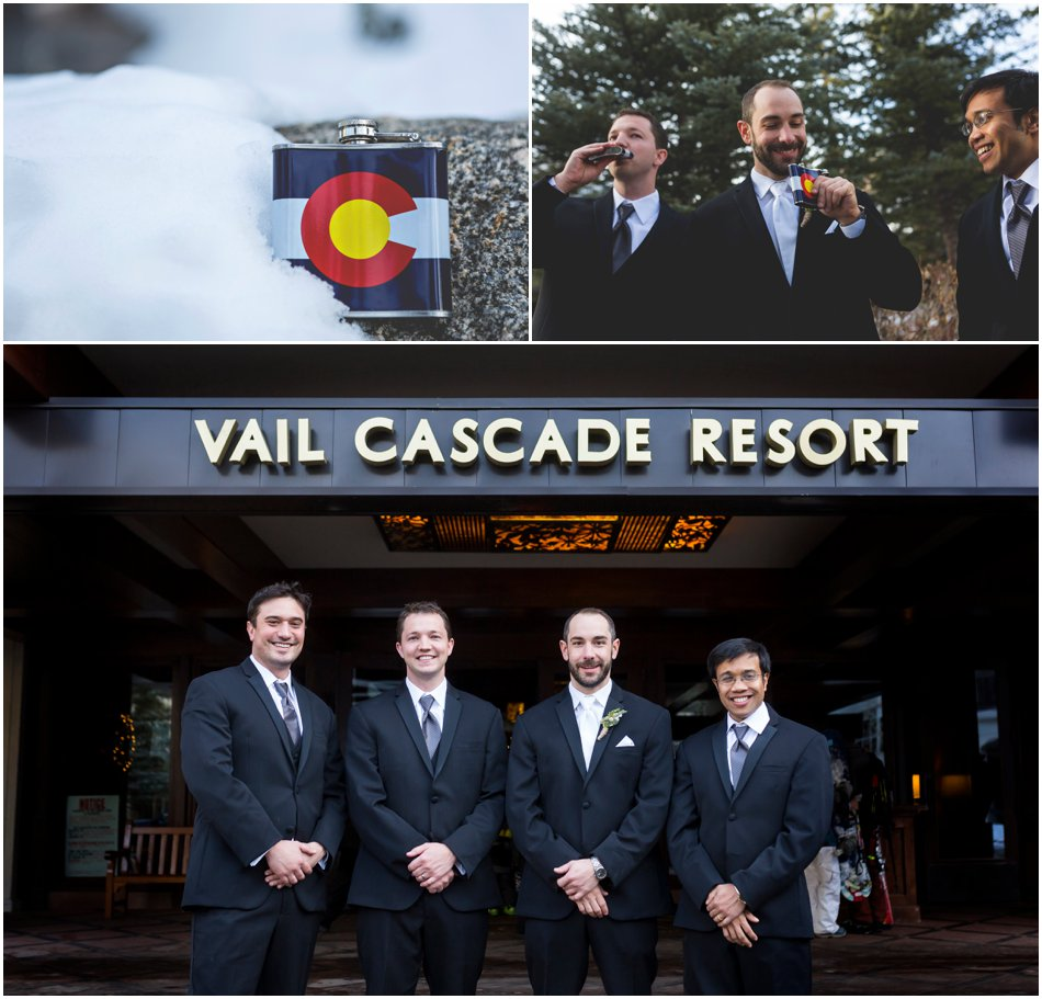 Donovan Pavilion Wedding |Vail Colorado Wedding | Colorado Winter Mountain Wedding |Annie and Justin's Winter Mountain Wedding_0024