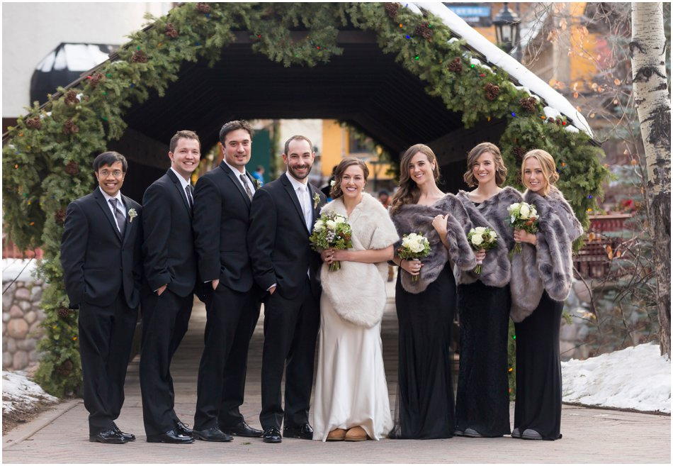Donovan Pavilion Wedding |Vail Colorado Wedding | Colorado Winter Mountain Wedding |Annie and Justin's Winter Mountain Wedding_0043