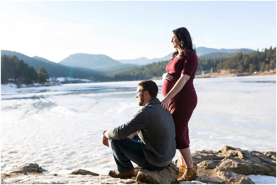 Evergreen Maternity Shoot | Tristina and Connor's Maternity Shoot_0011