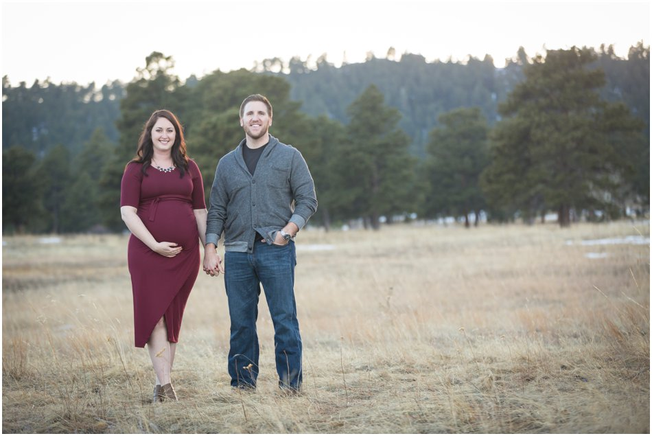 Evergreen Maternity Shoot | Tristina and Connor's Maternity Shoot_0015