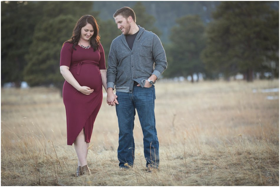 Evergreen Maternity Shoot | Tristina and Connor's Maternity Shoot_0016