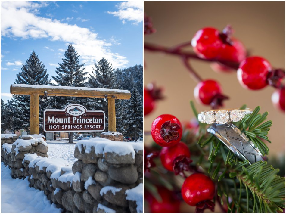 Mt. Princeton Hot Springs Wedding | Michelle and Dan's Winter Colorado Wedding_0002