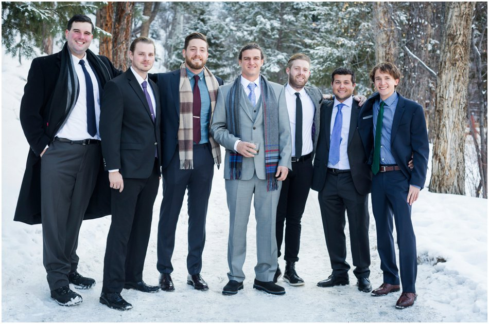 Mt. Princeton Hot Springs Wedding | Michelle and Dan's Winter Colorado Wedding_0014