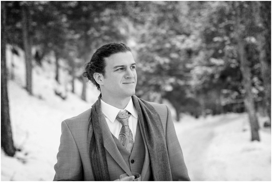 Mt. Princeton Hot Springs Wedding | Michelle and Dan's Winter Colorado Wedding_0018