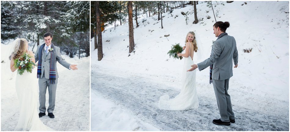 Mt. Princeton Hot Springs Wedding | Michelle and Dan's Winter Colorado Wedding_0021