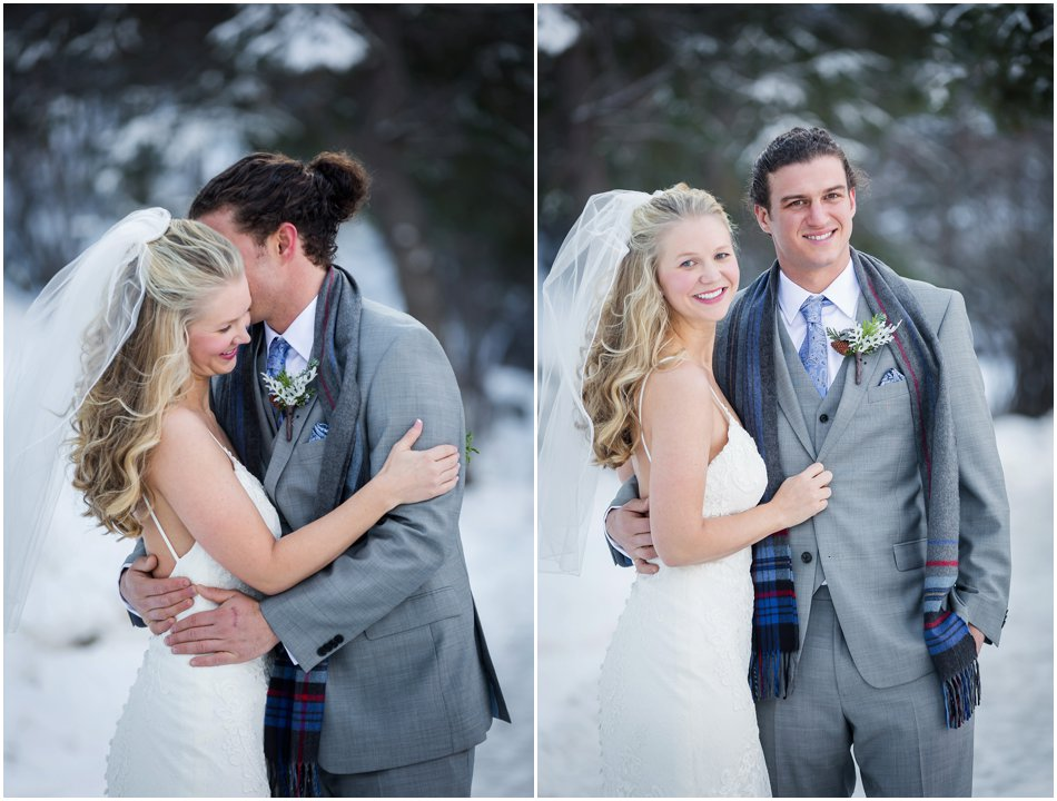Mt. Princeton Hot Springs Wedding | Michelle and Dan's Winter Colorado Wedding_0022