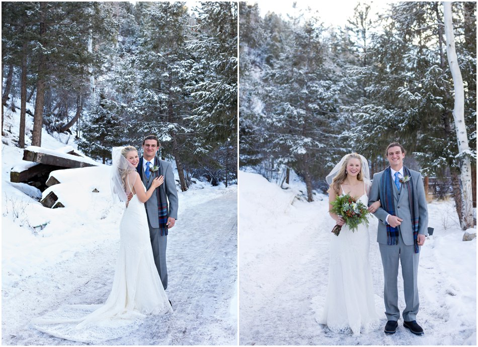Mt. Princeton Hot Springs Wedding | Michelle and Dan's Winter Colorado Wedding_0025